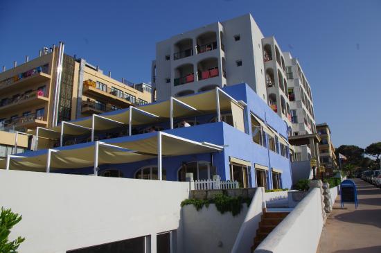 Mar Azul PurEstil Hotel & Spa: Außenansicht