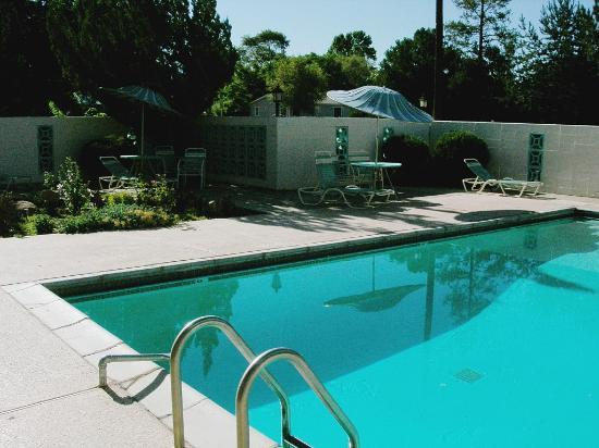 Apache Motel: Very nice pool!