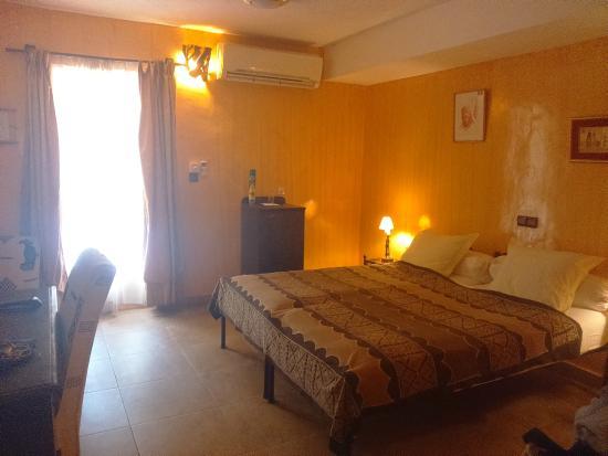 Princess Yenenga : Very spacious room