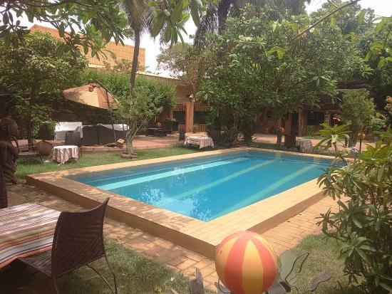 Princess Yenenga : Swimming Pool