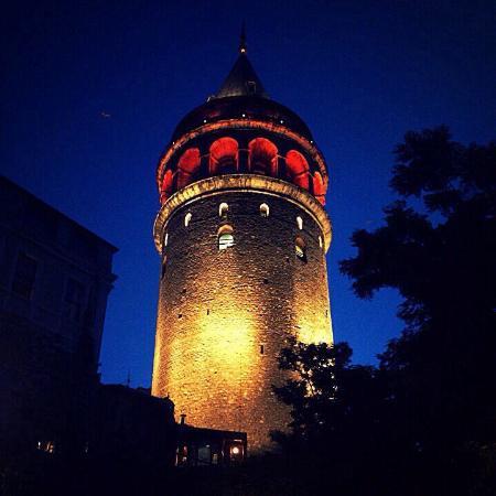 Hotel Sapphire: Галатская башня