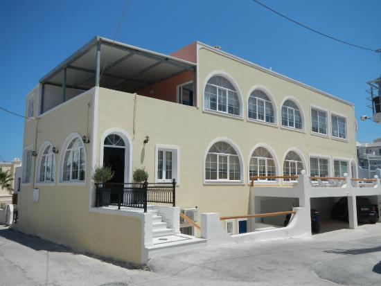 Sea of Aegeon: l hotel