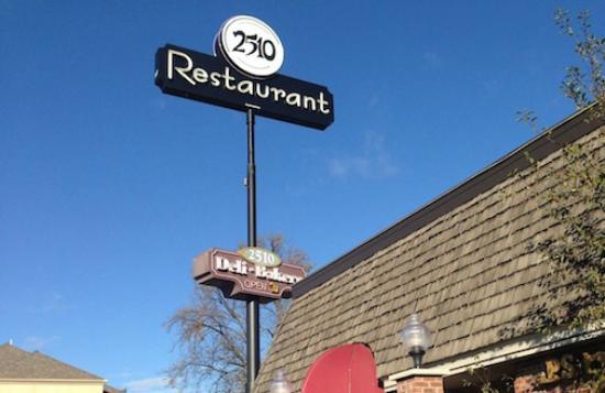 2510 Restaurant: La fora