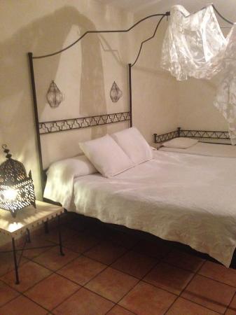 Hotel La Sapiniere : chambre