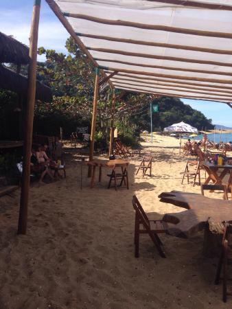 Bar de Praia Jundu