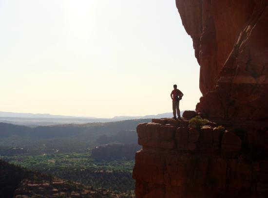 Sedona, AZ: The views