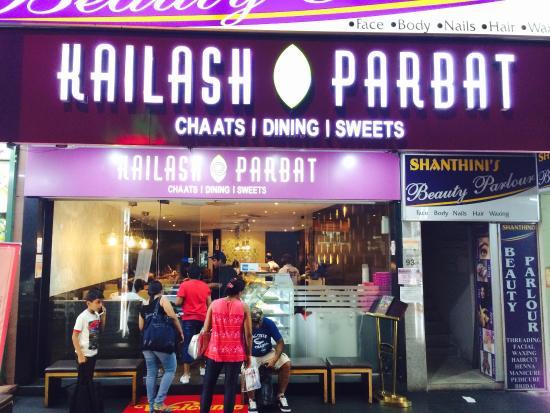 Kailash Parbat: Opp Mustafa