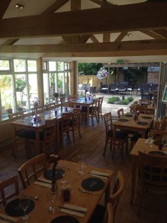 Martins Pond: New Garden Room