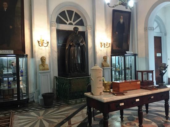 Pharmacy Museum of Santa Casa de Misericordia