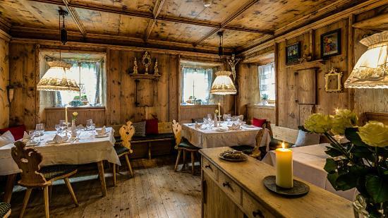 Hotel Der Brandstetterhof: 400 Jahre alte BAuernstube