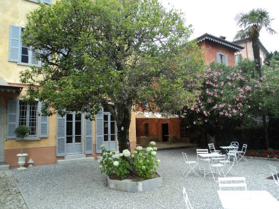 Villa Regina Teodolinda: la villa