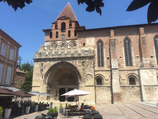 Moissac, France : Saint Pierre Abbey