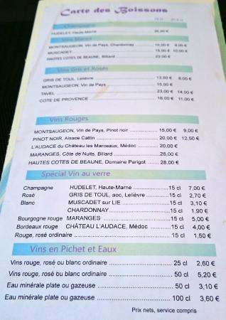 Montigny-le-Roi, Γαλλία: carte