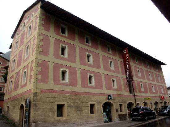 South Tyrol Museum of Mining - Cadipietra