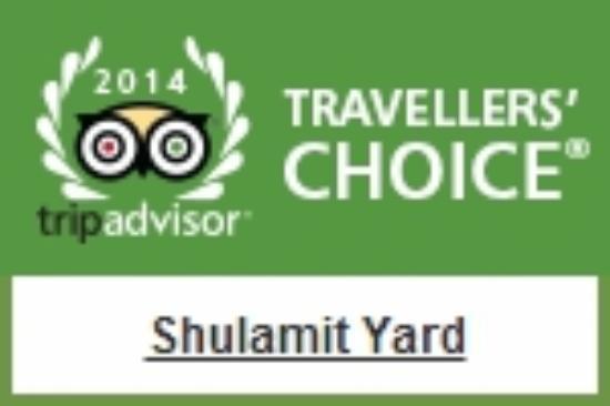 Shulamit Yard: Traveller choice