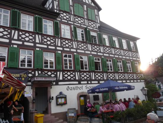 Hotel-Gasthof Sonne : Gastof Somme