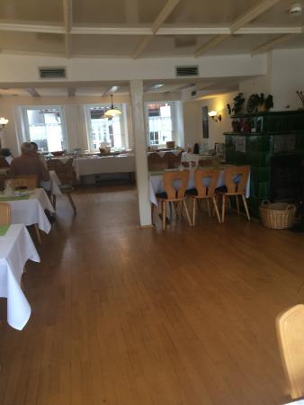 Hotel-Gasthof Sonne : Breakfast room