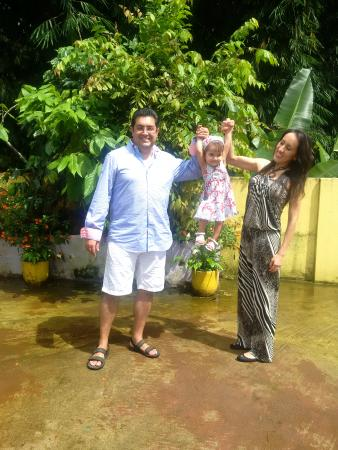Arasha Tropical Rainforest Resort & Spa: Great for families