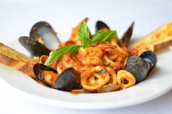Venuti's Restaurant Italian: italian food seafood tortellini