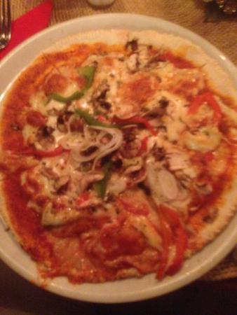 El Candil: Pizza