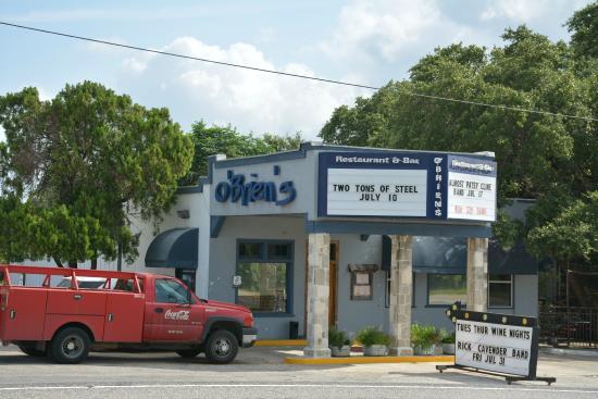 Bergheim, TX: O'Brien's Restaurant