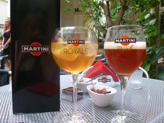 Drinks foto di martini bistrot dolce gabbana milano for Bar 35 food drinks milano