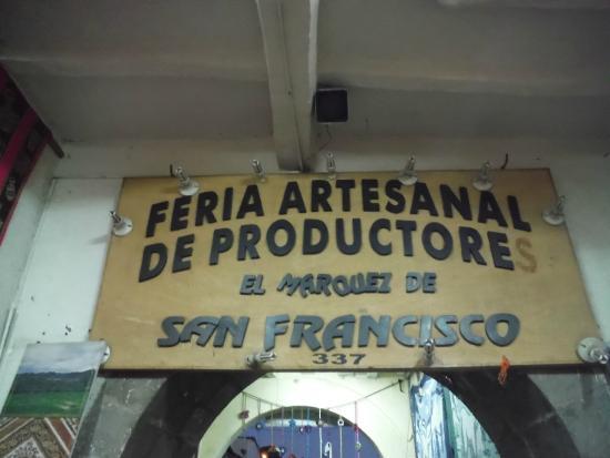 Galeria Artesanal San Francisco