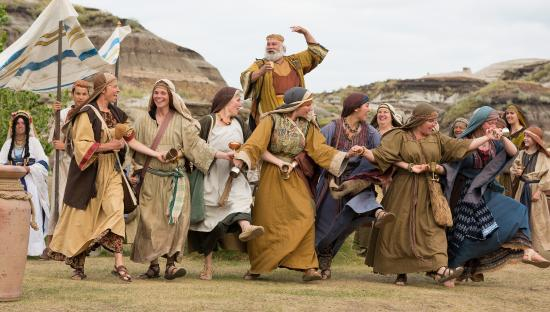 Canadian badlands passion play coupons