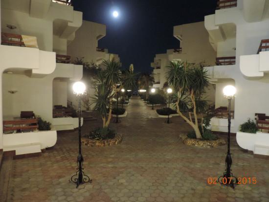 Marlin Inn Azur Resort: бунгало