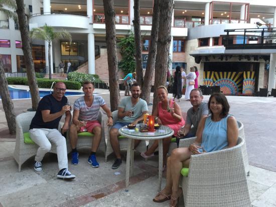Cornelia De Luxe Resort: Olea bar