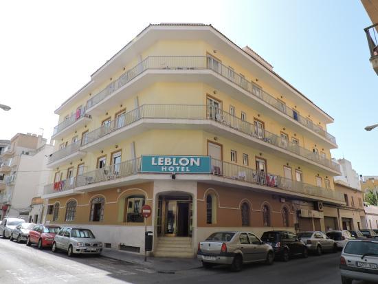 Hotel Leblon: Отель Леблон
