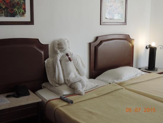 Marlin Inn Azur Resort: причудливые фигурки