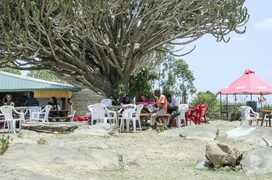 Dunga Bay: Lunch, dinner and drinks