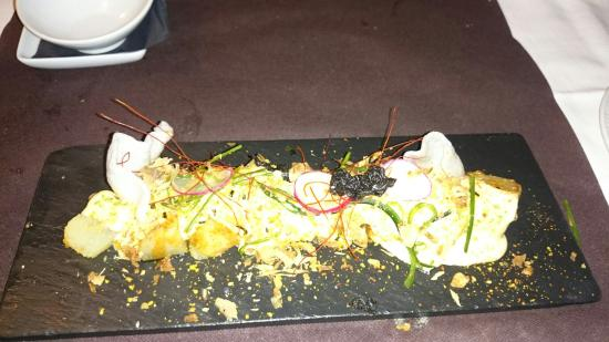 Casapiedra Ibiza: Buena cocina y relax