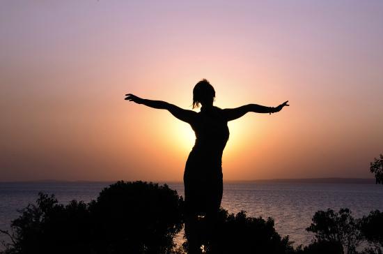 Dunga Bay: Inspiring views