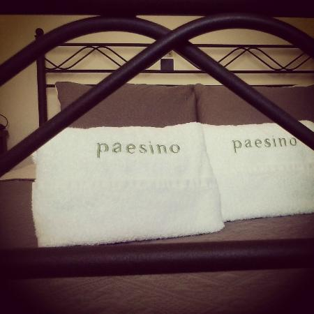 Paesino: 2-3 persons room's detail