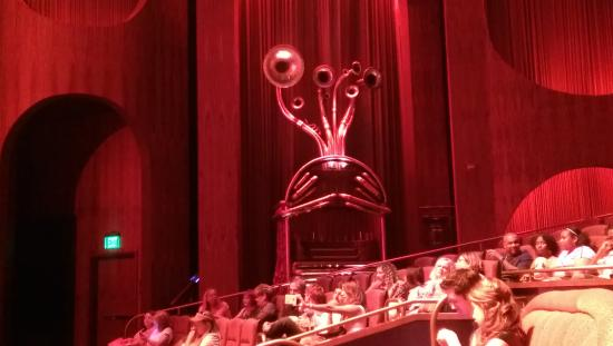Zarkana - Cirque du Soleil: Whimsical musical instruments on and off stage