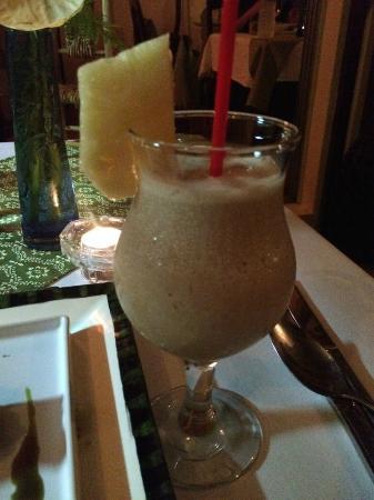 Orlando's Restaurant & Bar : AMAZING FROZEN DAIQUIRI