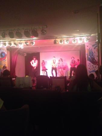 Fiesta Hotel Tanit: Best of music