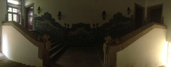Pousada Mosteiro Guimaraes: Hotel Interior