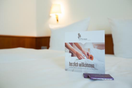 Hotel Rose: Hotelzimmer