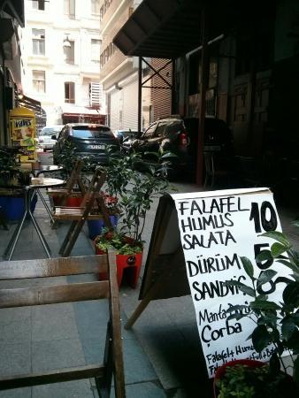 Falafel Zone Cafe&Restaurant