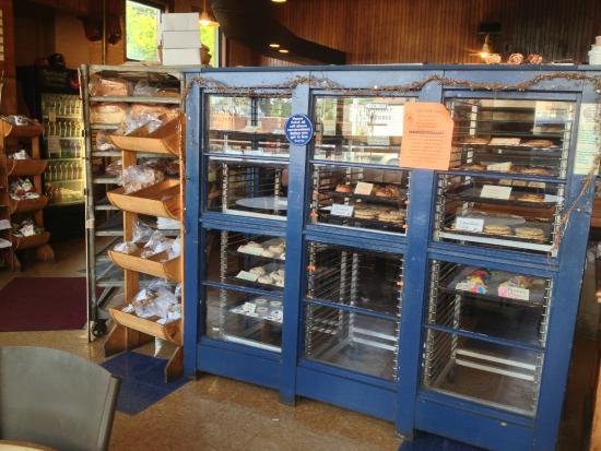 Big Sky Bread Company: Display Cases