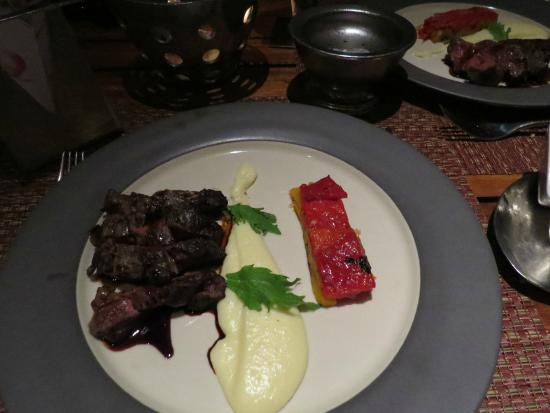 Shandrani Beachcomber Resort & Spa: beautiful food