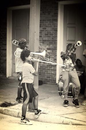 Image result for new orleans kid street performer