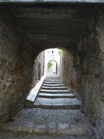La Citadelle de Mont-Louis : straatje