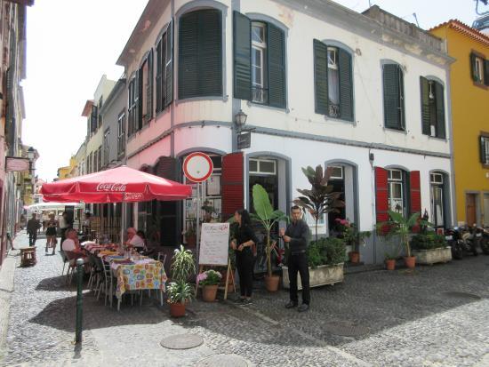 Restaurante Embaixador Madeirense: Good Value