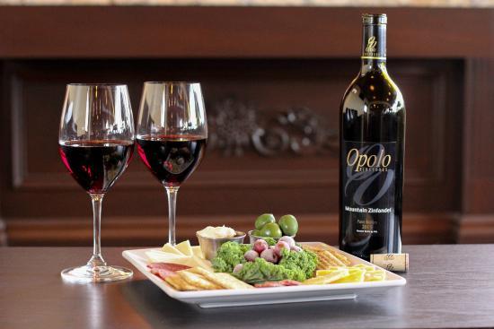 Bella Vino's Wine Room at DiStasio's