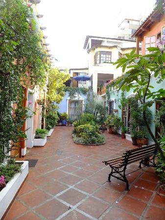 Hostal El Patio: Hotel