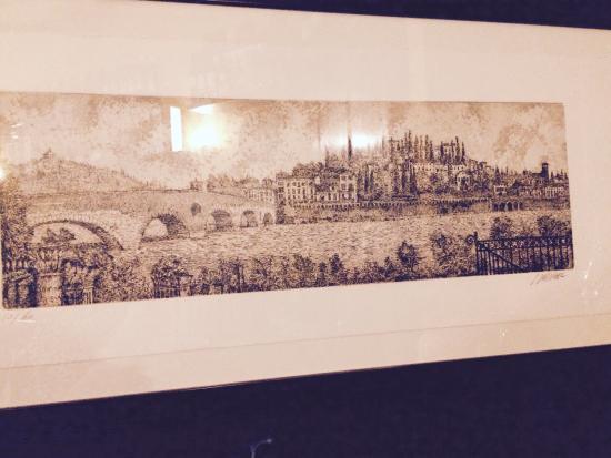 Alcova Del Frate: Veduta di Verona
